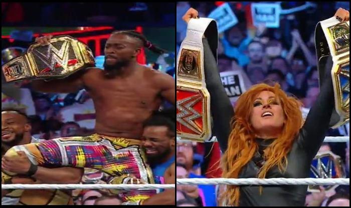 WWE Wrestlemania results