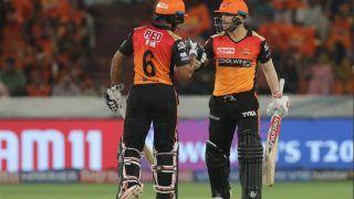 SRHvsKXIP: हैदराबाद ने दिया 213 रन का बड़ा लक्ष्य, वॉर्नर ने खेली शानदार पारी