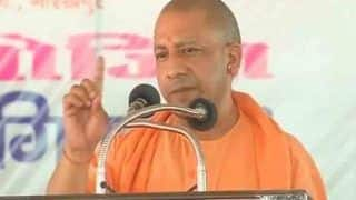 SP Turned Azamgarh Into Garh of Terrorism: CM Yogi Adityanath