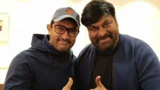 Aamir Khan Shares His Fanboy Moment For Telugu Megastar Chiranjeevi Garu