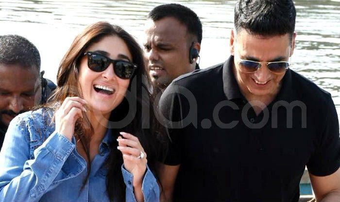 Good News: Here's How Akshay Kumar And Kareena Kapoor Khan Tease Each Other Over Money
