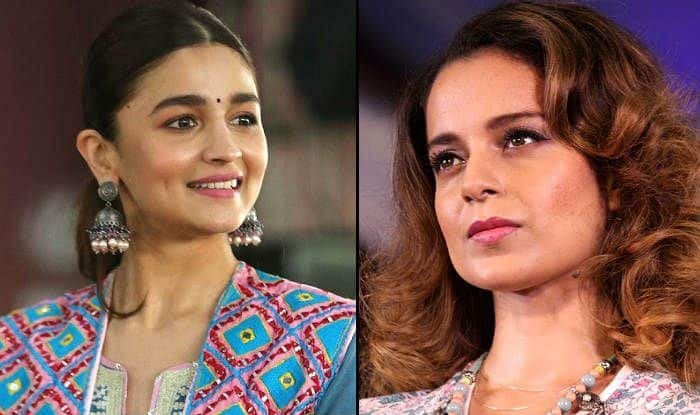 Alia Bhatt Reacts to Kangana Ranaut's 'Mediocre' Statement by Saying 'I Respect Her Opinion'