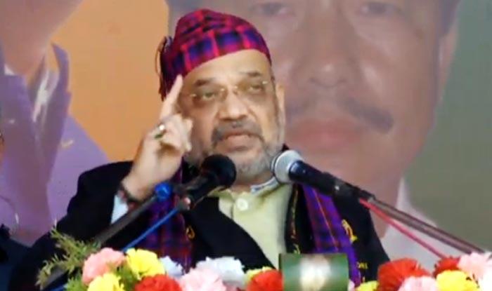 Amit Shah Lauds Modi Govt For Development of Roadways in Arunachal Pradesh