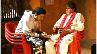 अमिताभ बच्चन ने अभिषेक को बताया 'सबसे प्यारा दोस्त', लिखा ये दिल छू लेने वाला पोस्ट