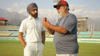 Punjabi Singer Ammy Virk Trains With Balwinder Singh Sandhu For '83'