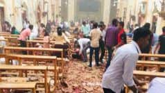 Sri Lanka Blasts: Three Indians Among 207 Killed in Eight Explosions, Confirms Sushma Swaraj