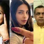 Lok Sabha Elections 2019: Priyanka Chopra, Rekha, Anupam Kher And Others Cast Their Vote
