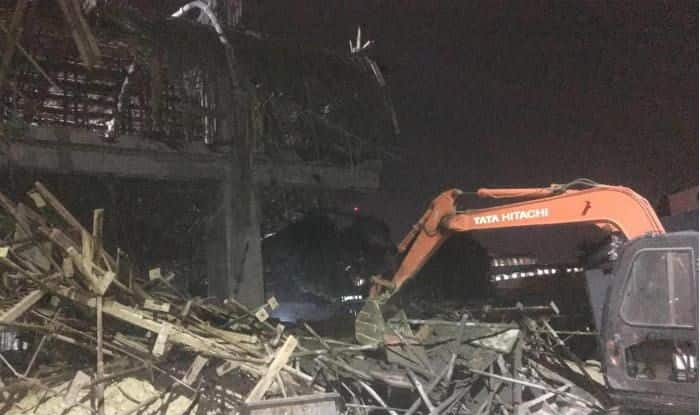 Two Die as Part of Under-construction Building Collapses in Bengaluru