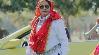 Sapna Choudhary's Haryanvi Web Series 'Chachi Ram Ram' Releases Promo Song, Watch Here