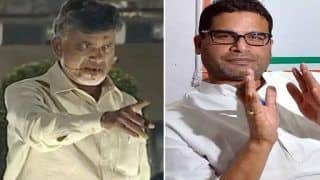 #ByeByeBabu, Tweets Prashant Kishor Accusing AP CM of Spreading Lies of Rift With Jagan Reddy