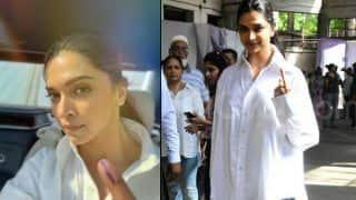 Jai Hind! Deepika Padukone Casts Vote And Shuts Those Who Questioned Her Indian Citizenship