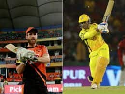 SRH vs CSK Live Cricket Score - Match 33