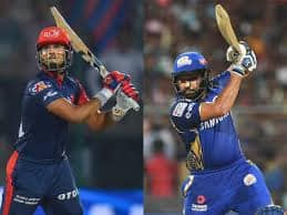 Delhi Capitals Vs Mumbai Indians Live Cricket Score - Match 34