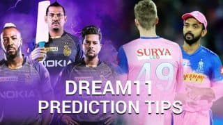 Dream11 Prediction: KKR vs RR IPL 2019 Dream11, Have You Picked Andre Russell? For Todays IPL Match Kolkata vs Rajasthan at Eden Gardens, Kolkata