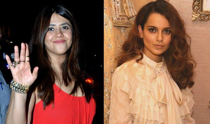 Did Kangana Ranaut And Ekta Kapoor Have Differences While Shooting For Mental Hai Kya?