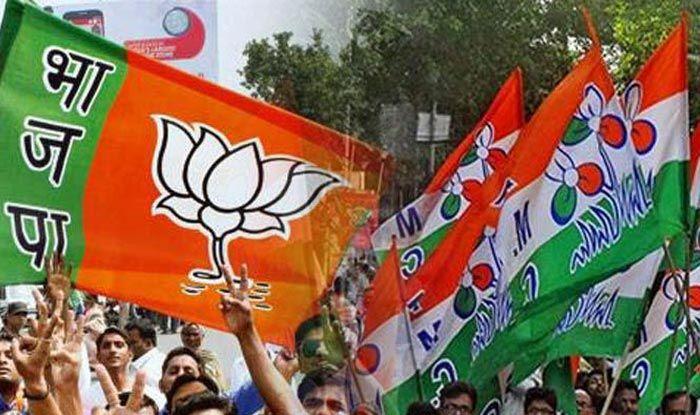 BJP, TMC