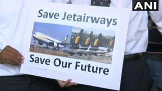 Jet Airways Pilot Shoots Tough Questions at Management