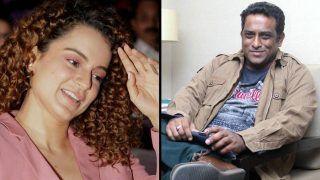 Kangana Ranaut Walks Out of Mentor Anurag Basu's Imali Due to Jayalalithaa Biopic And Her Next Directorial