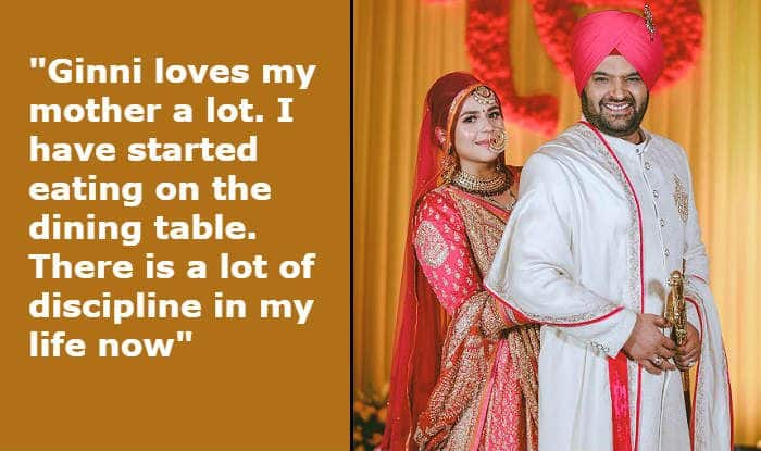 Kapil Sharma Expresses Love For Wife Ginni Chatrath, Calls Her His Lucky Charm
