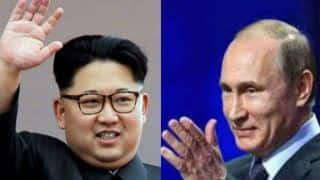 North Korea's Kim Jong Un to Meet Russian President Vladimir Putin in Late April