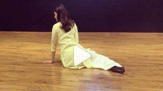 Kriti Sanon के कातिलाना मूव्स, शेयर किया धमाकेदार Video, देखें...
