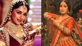 Kalank: Madhuri Dixit Finally Breaks Silence on Bahaar Begum vs Chandramukhi
