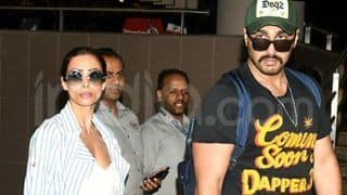 Arjun Kapoor Reacts to Wedding Rumours With Malaika Arora, Read Deets