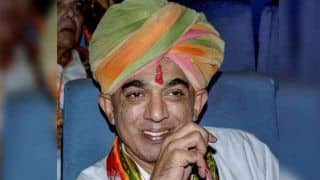 भाजपा के दिग्गज नेता के बेटे कांग्रेस के टिकट पर इस सीट से लड़ रहे हैं लोकसभा चुनाव