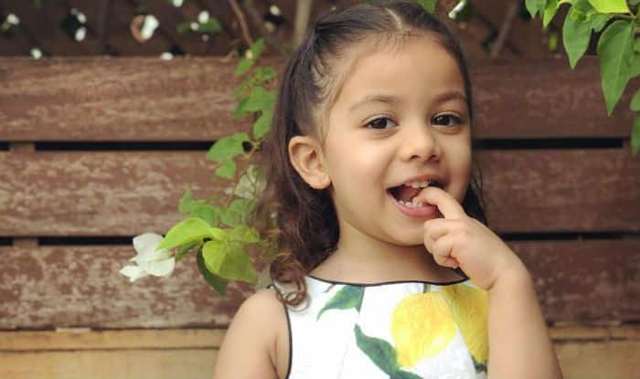 Shahid Kapoor's Wife Mira Kapoor Posts The Most Adorable Picture of Misha Kapoor With a Caption Even Lovelier