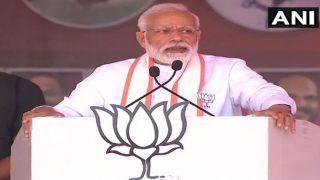 थेनी में बोले PM मोदी, 'भारत की विश्व पटल पर तेजी से तरक्की के कारण विपक्ष मुझसे नाराज'