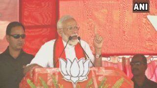Opposition is Shocked to See How This Modi Roller is Destroying Them: PM Roars in Bareilly