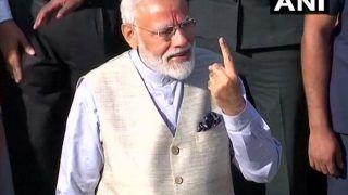 PM Modi Urges People to Vote, Help Shape India's Development Trajectory