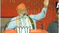 National Security a Big Issue in New India, PM Modi Jabs 'Mahamilavat Gang' in Darbhanga