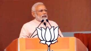 India's Action Against Terrorism Trouble Some People in Country: PM Modi