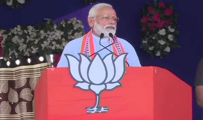 PM Narendra Modi Accuses Congress of 'Tughlaq Road Election Scam'