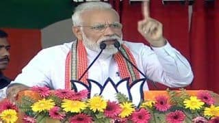 'Mahamilavati' Gang Afraid of Modi's Return to Power, Says PM at Rally in Bihar's Bhagalpur