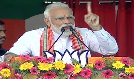 'Mahamilavati' Gang Afraid of Modi's Return to Power, Says PM at Rally in Bihar's Bhagalpur
