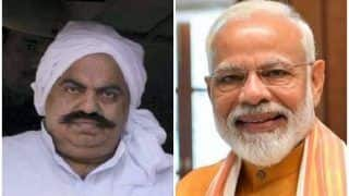 Atiq Ahmed to Withdraw From Poll Battle Against PM Modi in Varanasi
