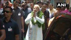 PM मोदी ने काल भैरव मंदिर में की पूजा-अर्चना, बाबा का आशीर्वाद लेकर नामांकन के लिए रवाना