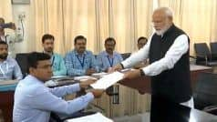 Modi in Varanasi LIVE UPDATES: PM Files Nomination Papers