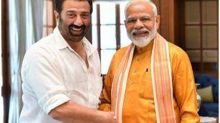 पीएम मोदी ने सनी देओल के साथ शेयर की फोटो, लिखा- हिन्दुस्तान जिंदाबाद था, है, और रहेगा