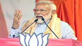 Didi, Congress Would've Staked Claim if PM's Post Could be Bought in Auction: PM in Asansol