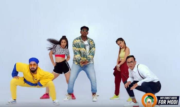 BJP is Wooing Voters For The First Time With a Rap Music Video, Watch