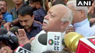 नागपुर में RSS प्रमुख मोहन भागवत ने सबसे पहले डाला वोट, NOTA पर कही ये बड़ी बात