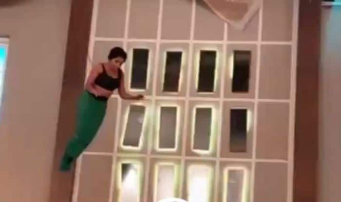 Bhojpuri And Nazar Actor Monalisa Looks Dangerously Sexy in Mermaid Stunt, Watch Video