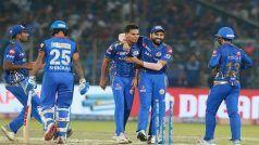 IPL: मुंबई के सामने धाराशायी हुए दिल्ली के दिग्गज, 40 रनों से मिली हार
