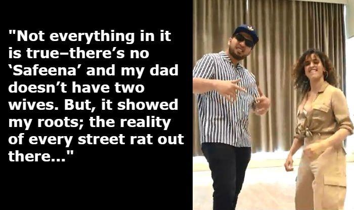 Original 'Gully Boy' Naezy Makes Sanya Malhotra Groove to Aafat Wapas, Shares His Real-Life Story