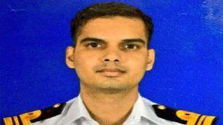आईएनएस विक्रमादित्य में लगी आग, नौसेना के एक अधिकारी की मौत, पिछले माह हुई थी शादी