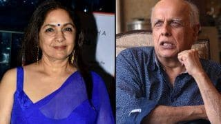 Neena Gupta Reveals She Has 'Big Grudges' Against Mahesh Bhatt For Never Giving Her Work, Read on