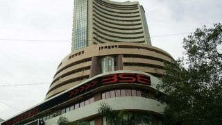 Equity Indices Open in Green, Sensex up 320 Points